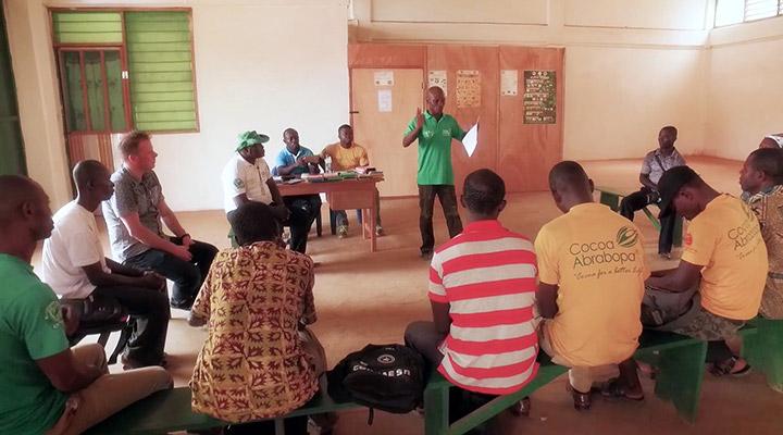 educate farmers